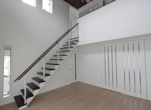 平家梯子と階段